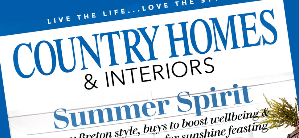 GJE Construction featured in Country Homes and Interiors magazine